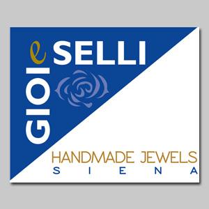 Gioieselli I gioielli fatti a mano nel cuore di Siena - logo per footer