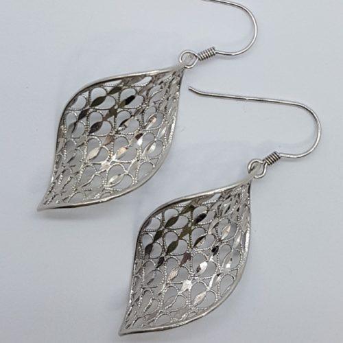 eliche orecchini in argento 925