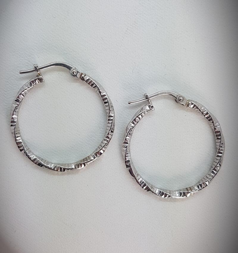 cerchi in argento