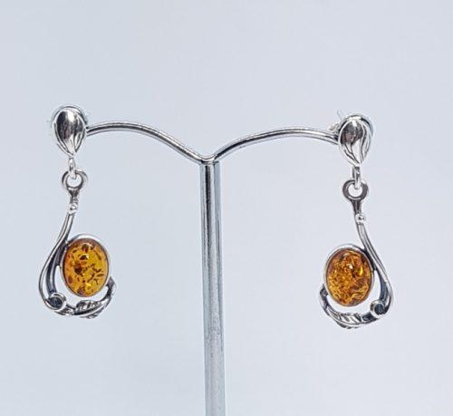 ambra e argento